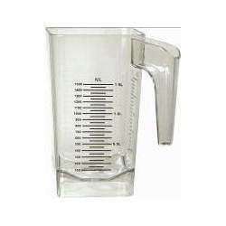 Blender skål 1.5 liter (Polycarbonat)