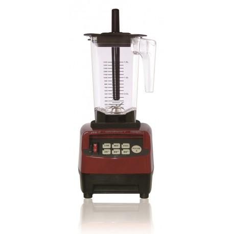 JTC TM-800A Blender - OmniBlend V Rød (BPA Fri)