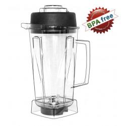 Blenderskål 2 liter komplet (BPA Fri)